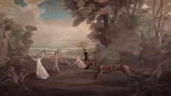 cryptozoologicon, cryptids, france, watteau, beasts