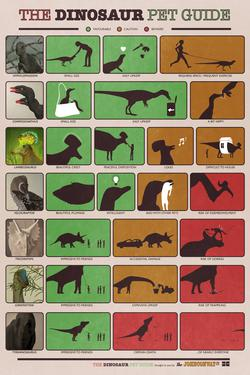 dinosaurs, pets, guides, vector, silly