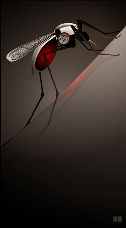 mosquitos, vector, insects, robots, neo, mechanical animals